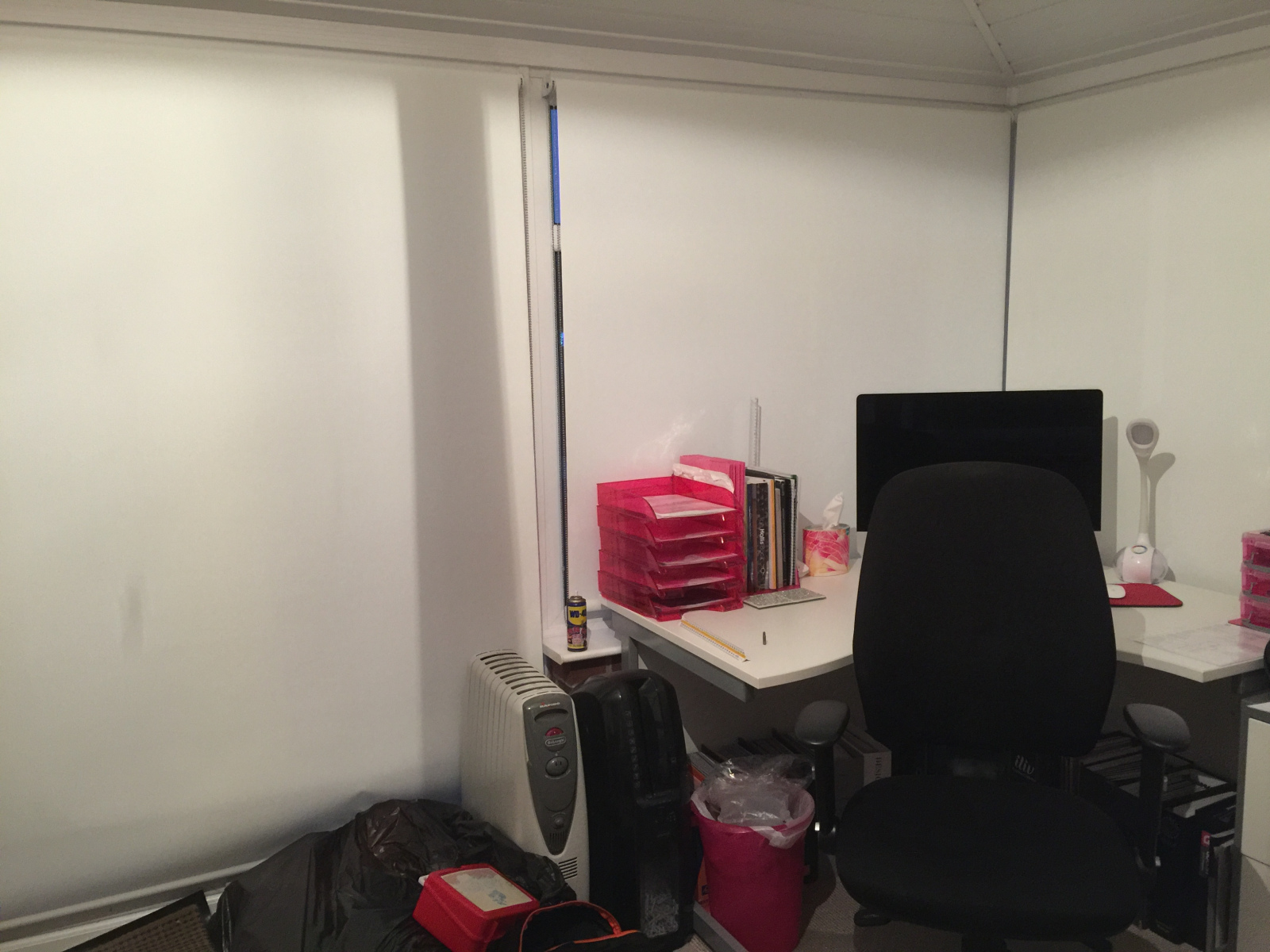 Office blinds at DJM